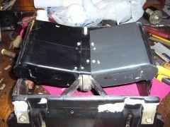 back flow center removed