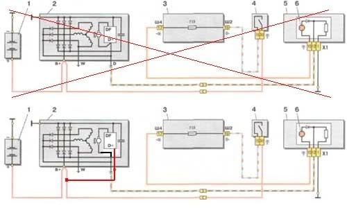 Фото №2 - как проверить реле регулятор генератора ВАЗ 2110