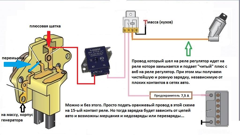 Как сделать из реле генератор