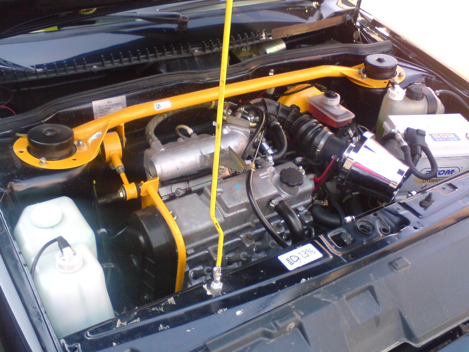 Фото №19 - какой моторесурс двигателя у ВАЗ 2110