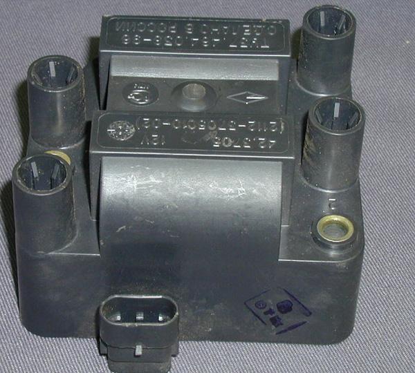 модуль зажигания ваз 2112 16 клапанов фото