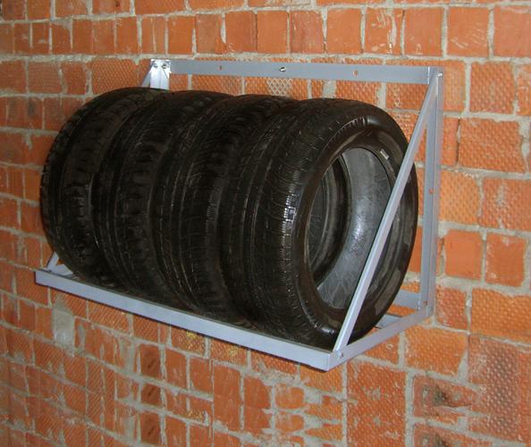 Универсальные шкафы и навесная полка для хранения ШИН колес в сборе.