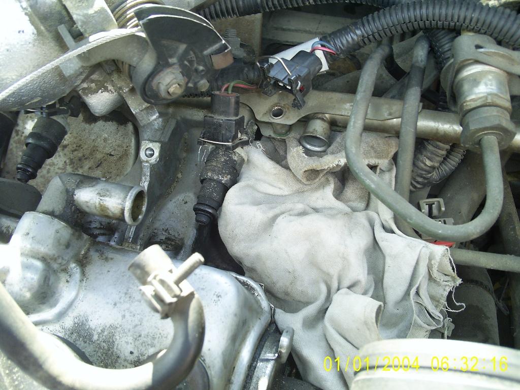 Фото №7 - как почистить инжектор на ВАЗ 2110